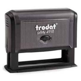 Tekststempel Trodat 4918